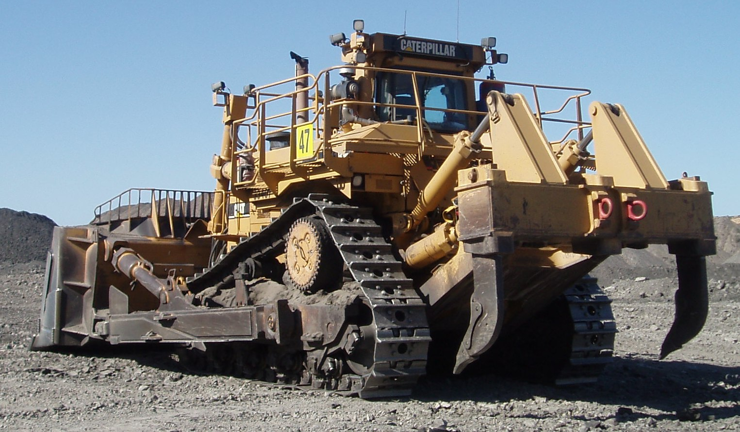 Caterpillar D11N photo 106363