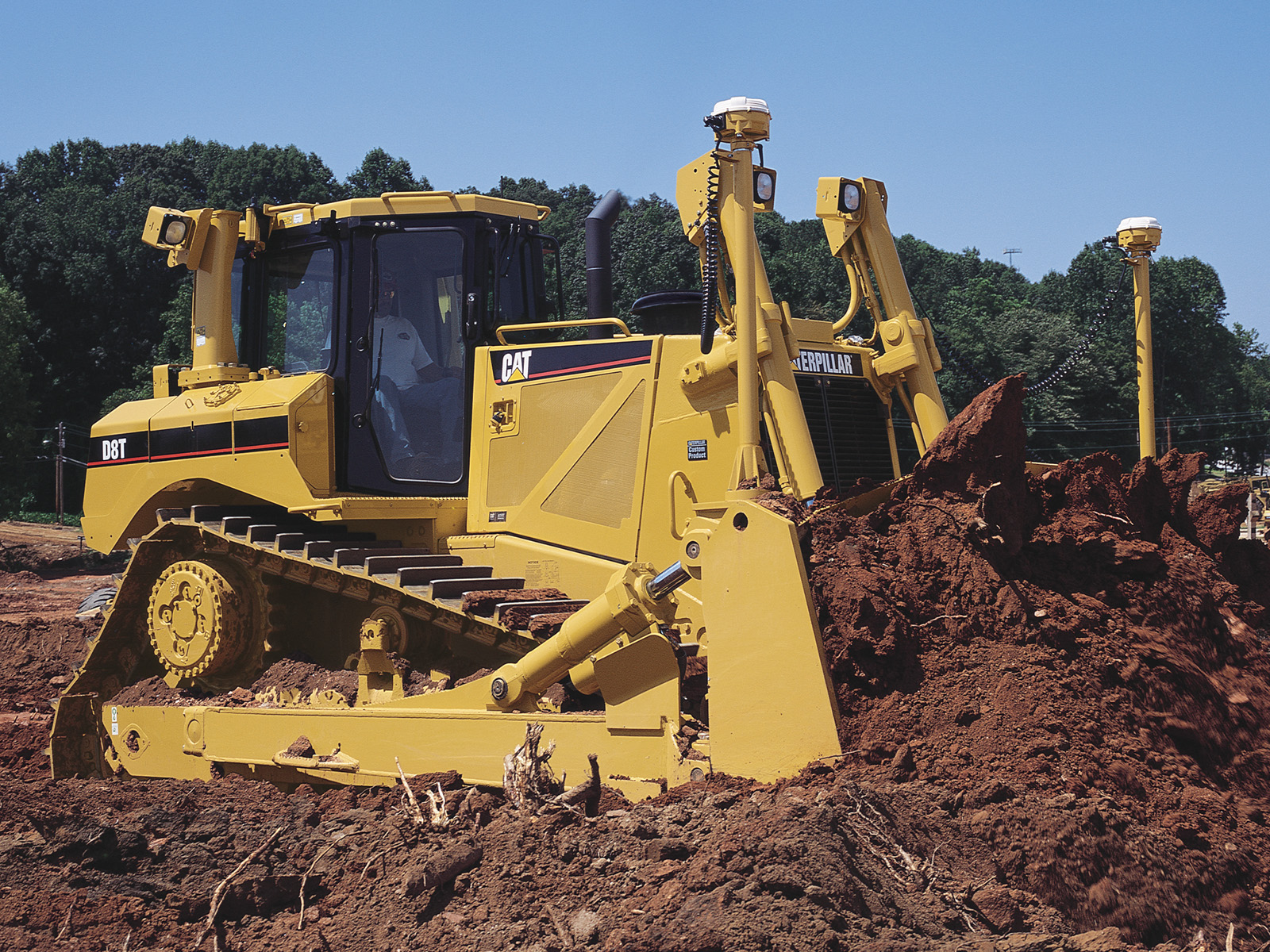 Caterpillar D8 photo 64580