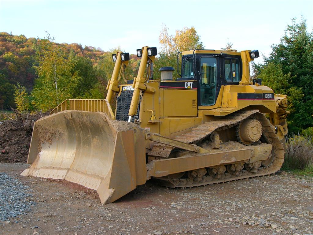 Caterpillar D8 photo 64584