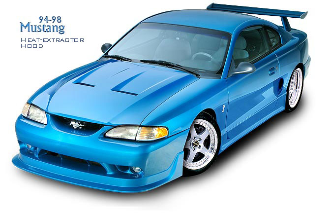 Cervinis Ford Mustang Cobra R photo 27557