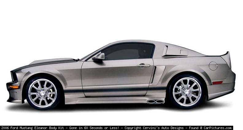 Cervinis Mustang Gt Eleanor Body Kit Picture 27509