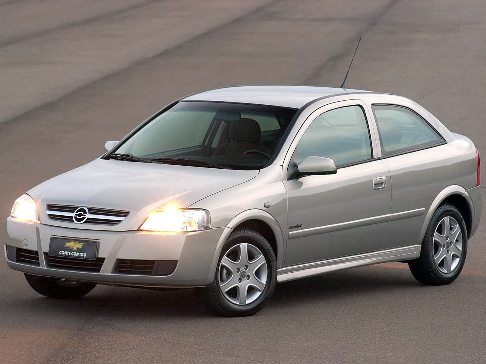 Chevrolet Astra photo 7609