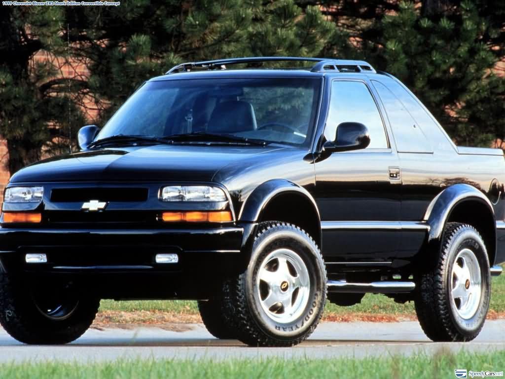 Chevrolet Blazer Photo 7769