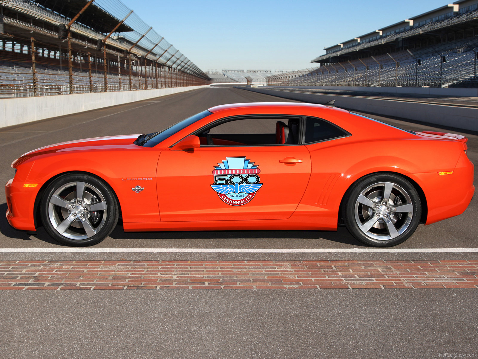 Chevrolet Camaro SS Indy 500 Pace Car photo 70022