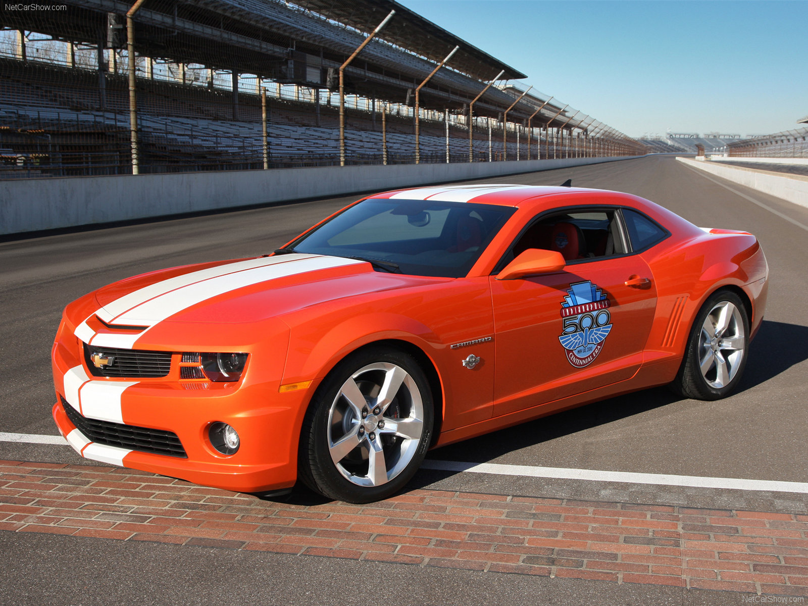 Chevrolet Camaro SS Indy 500 Pace Car photo 70026