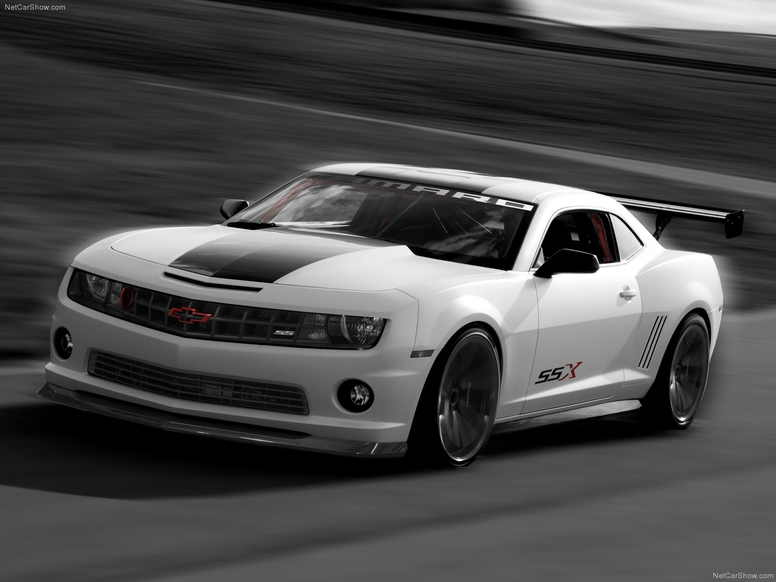 Chevrolet Camaro SSX photo 76593