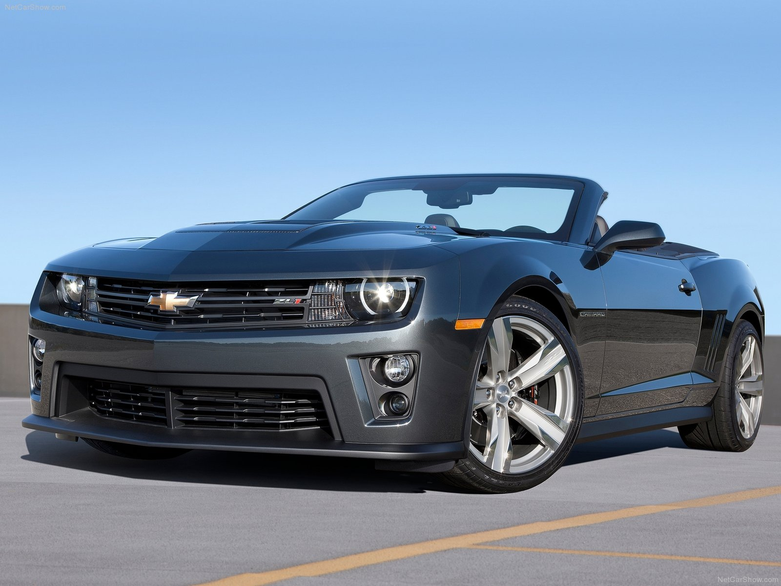 Chevrolet Camaro ZL1 Convertible photo 85179