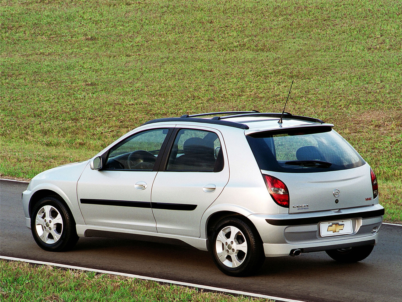 Chevrolet Celta photo 90968