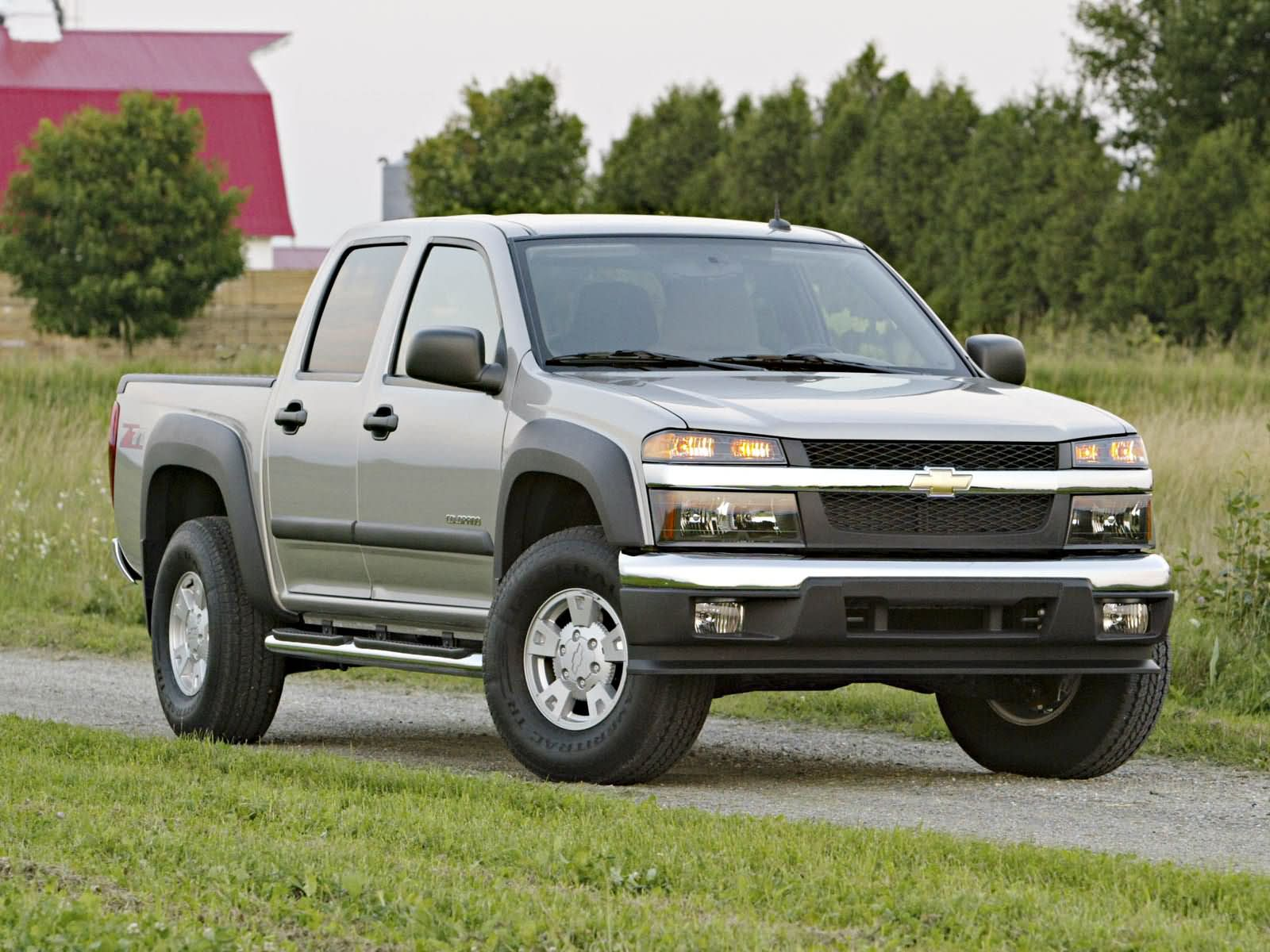 Chevrolet Colorado photo 7688