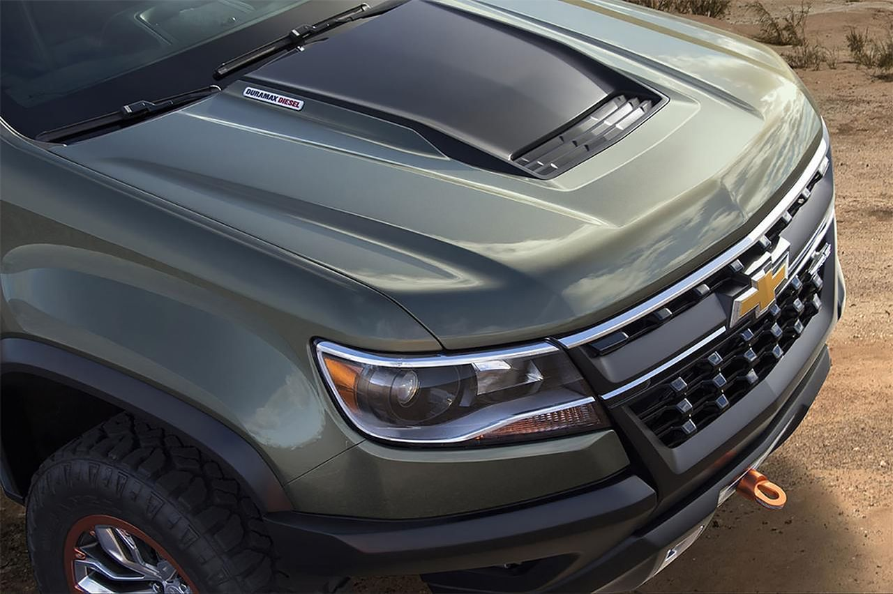 Chevrolet Colorado ZR2 photo 133123