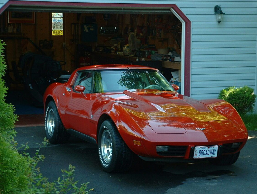 Chevrolet Corvette C3 photo 37689