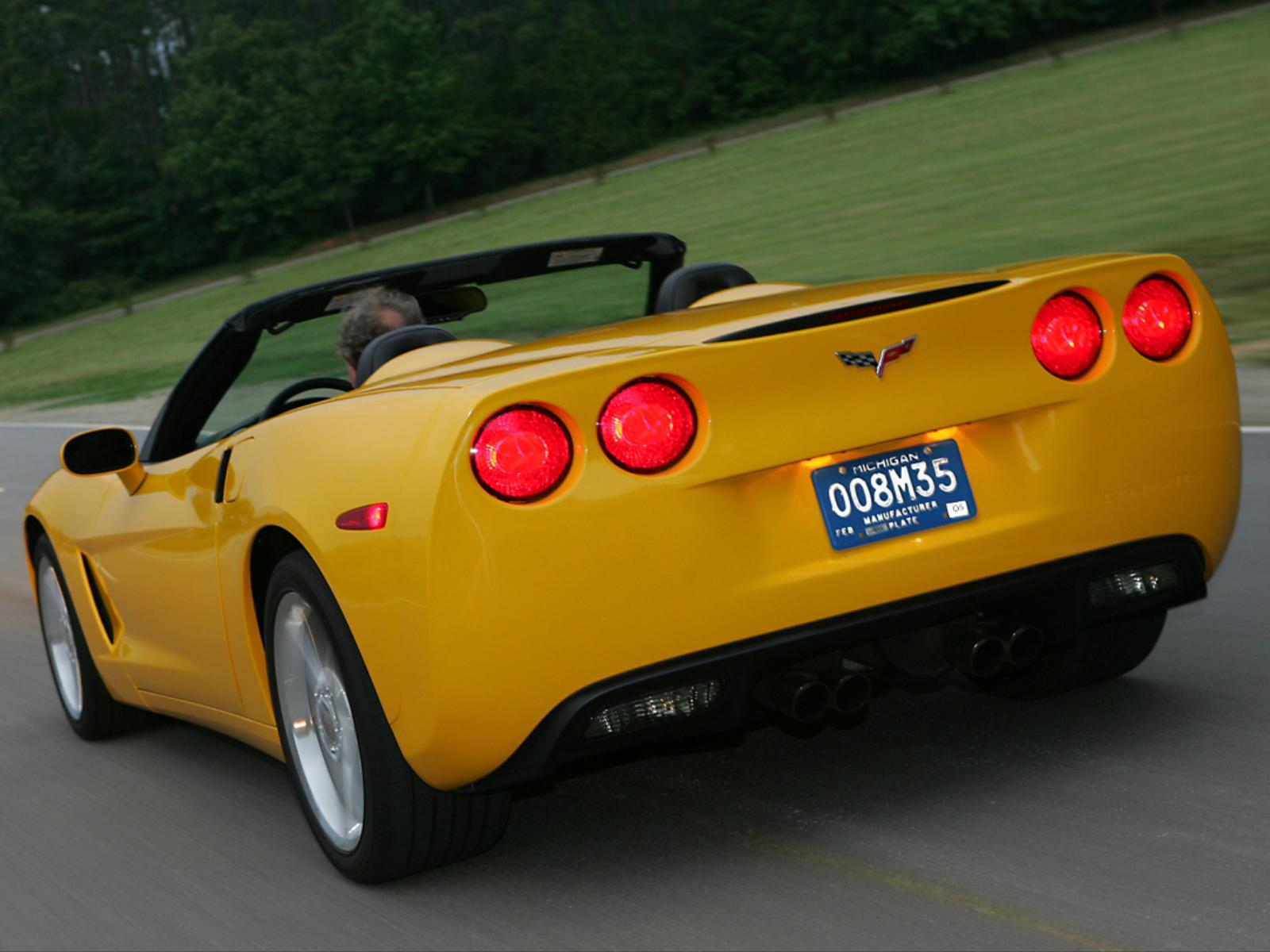 Kelebihan Chevrolet Corvette C6 Harga