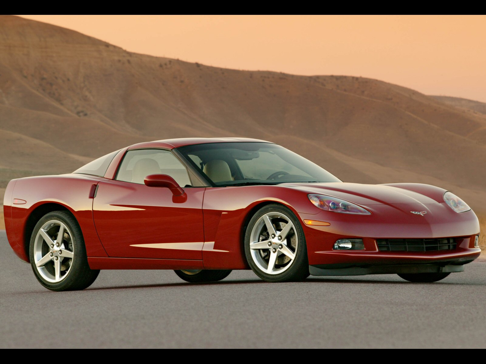 Chevrolet Corvette C6 photo 17290