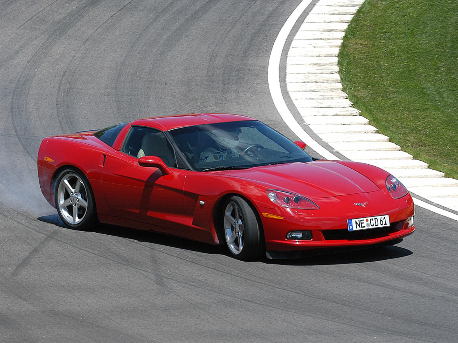 Chevrolet Corvette C6 photo 17665
