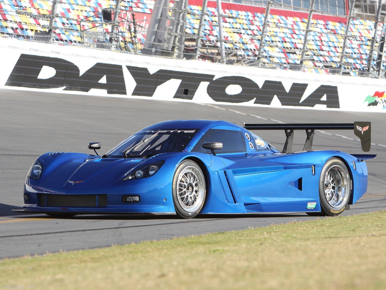 Chevrolet Corvette Daytona Racecar photo 86797