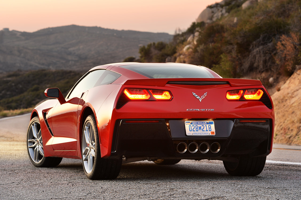 Chevrolet Corvette photo 103758