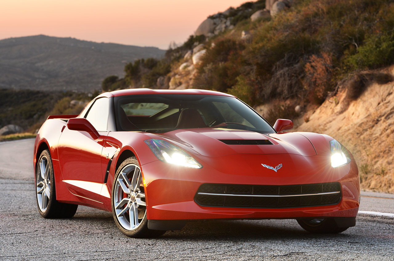 Chevrolet Corvette photo 103759