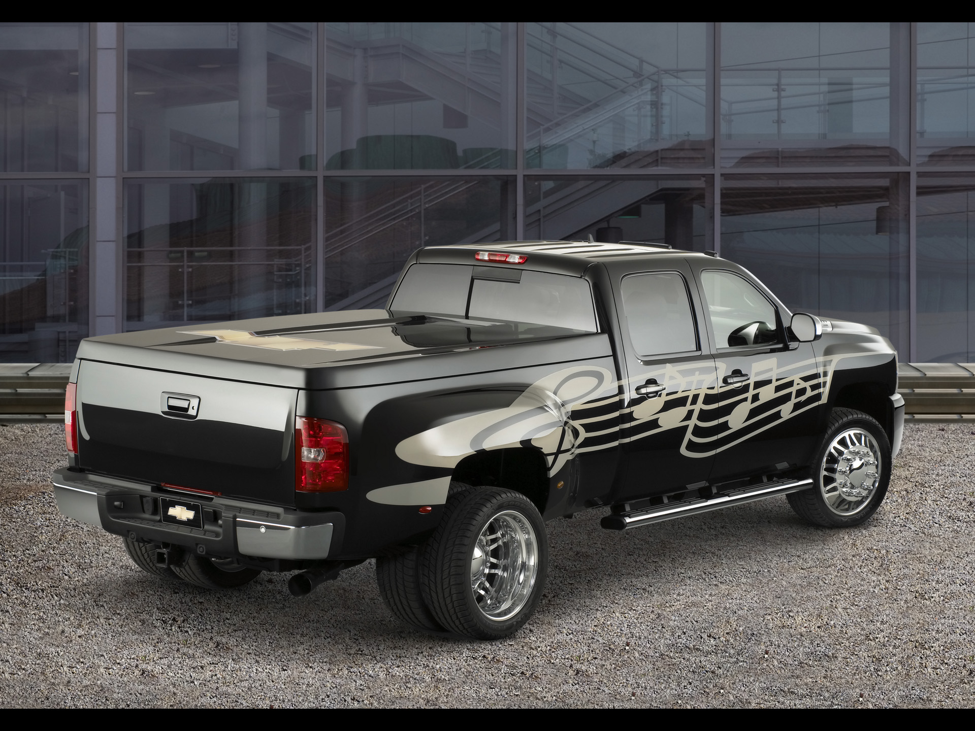 Chevrolet Country Music Silverado HD photo 48987