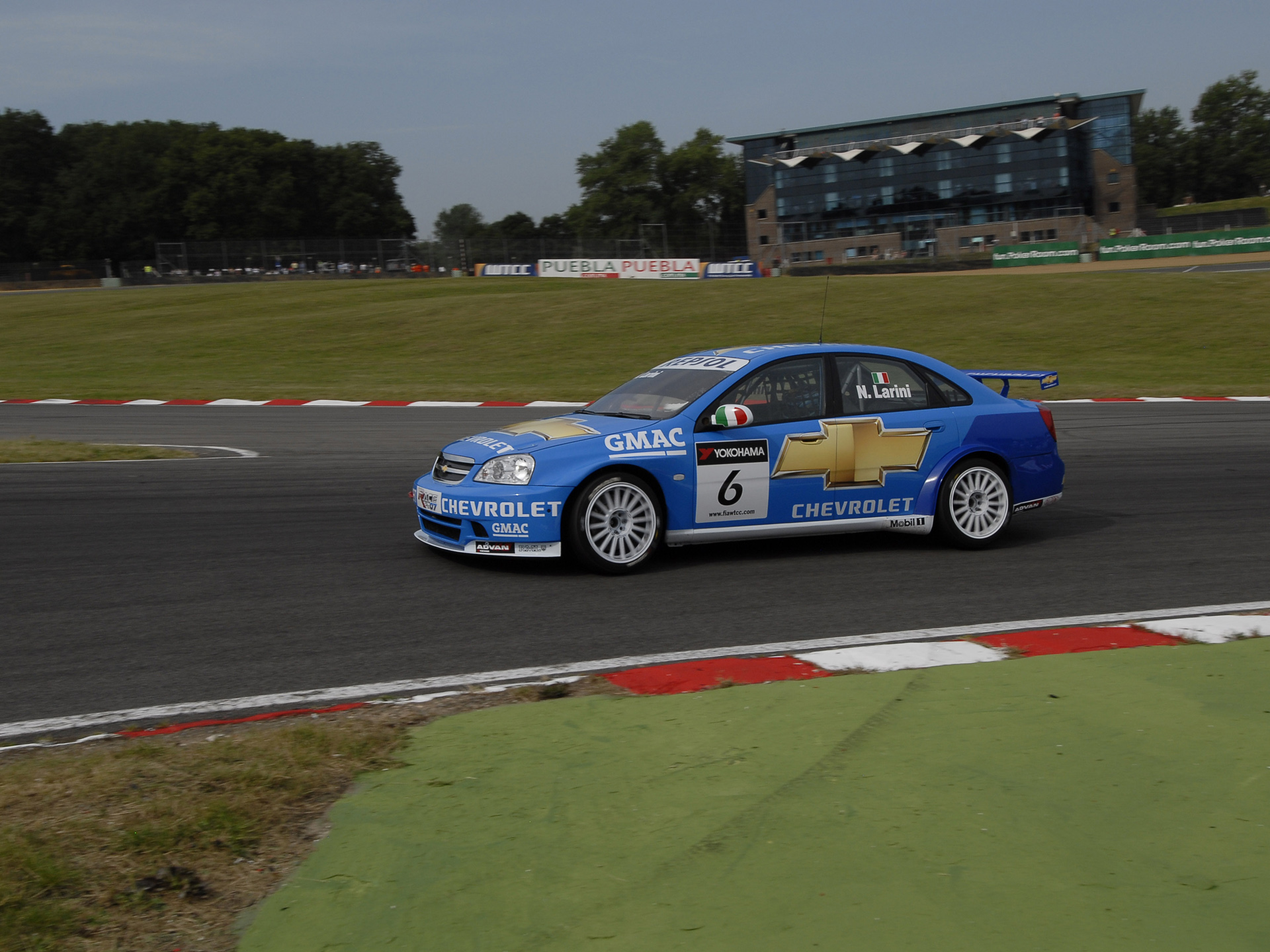 Chevrolet Lacetti WTCC photo 59819