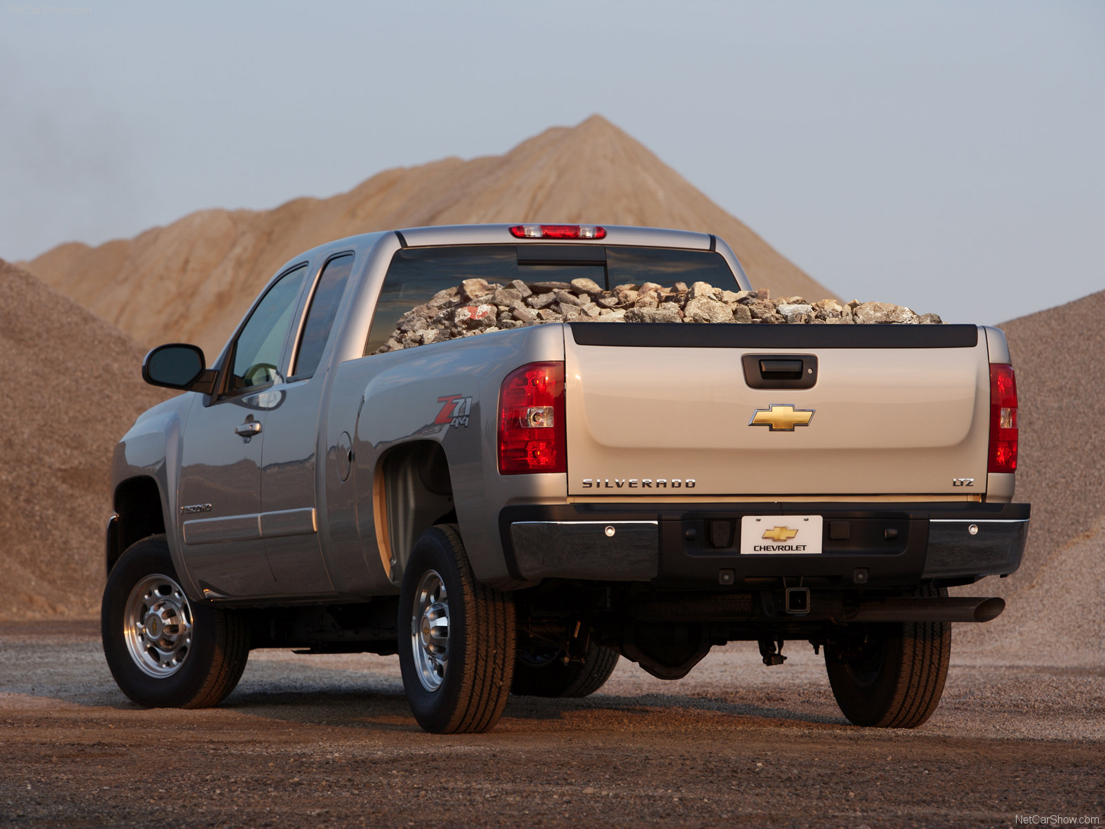Chevrolet Silverado Extended Cab photo 41379