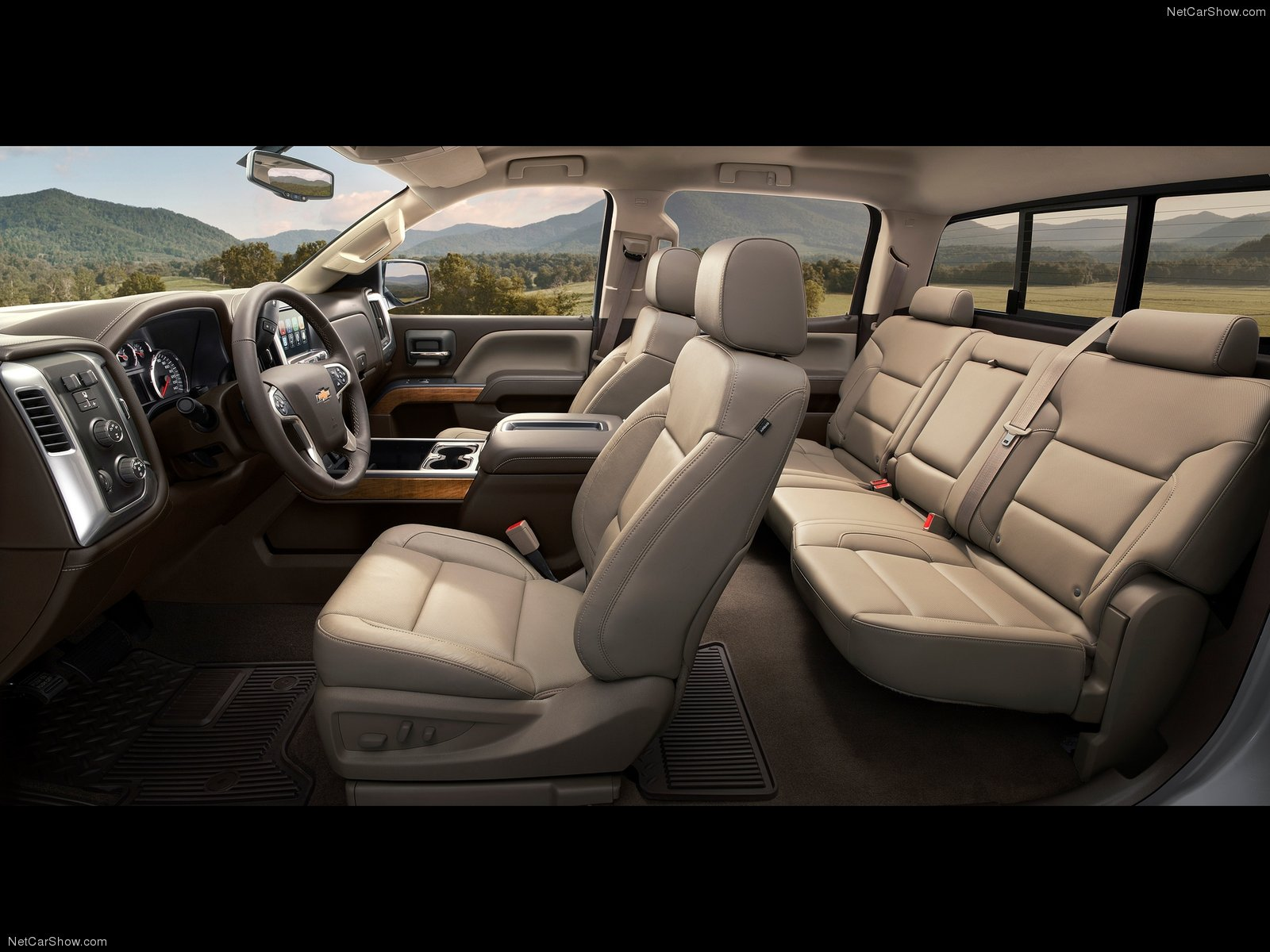 Chevrolet Silverado HD photo 108213