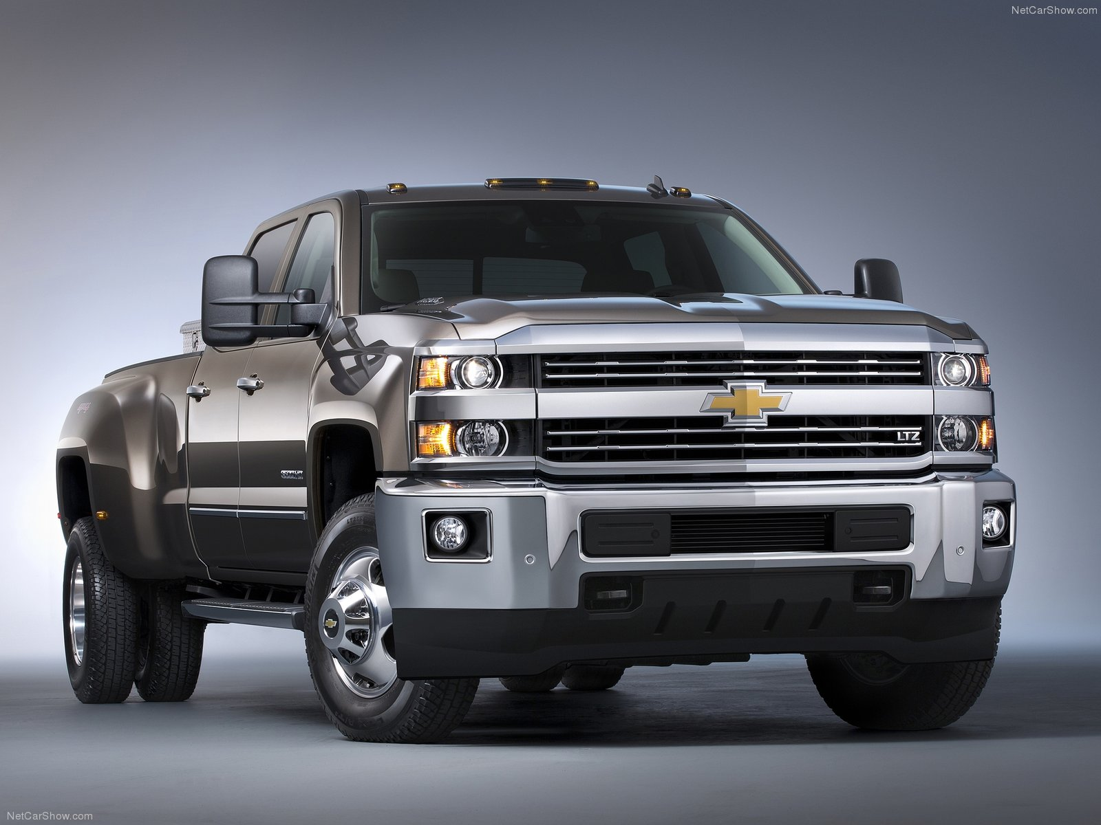Chevrolet Silverado HD photo 108217