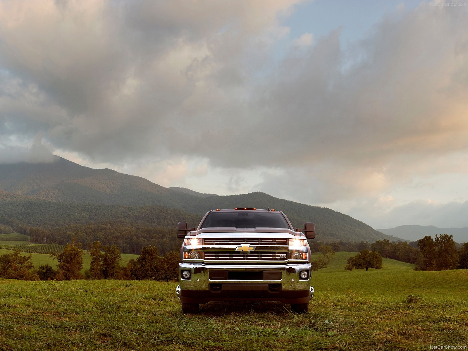 Chevrolet Silverado HD photo 108218