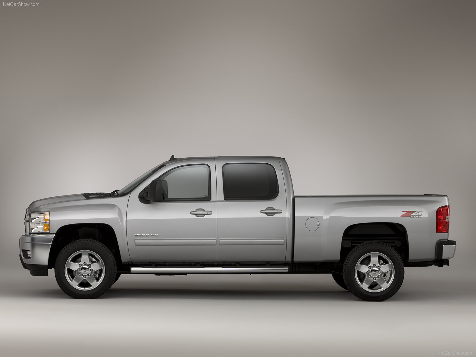 Chevrolet Silverado HD photo 71697