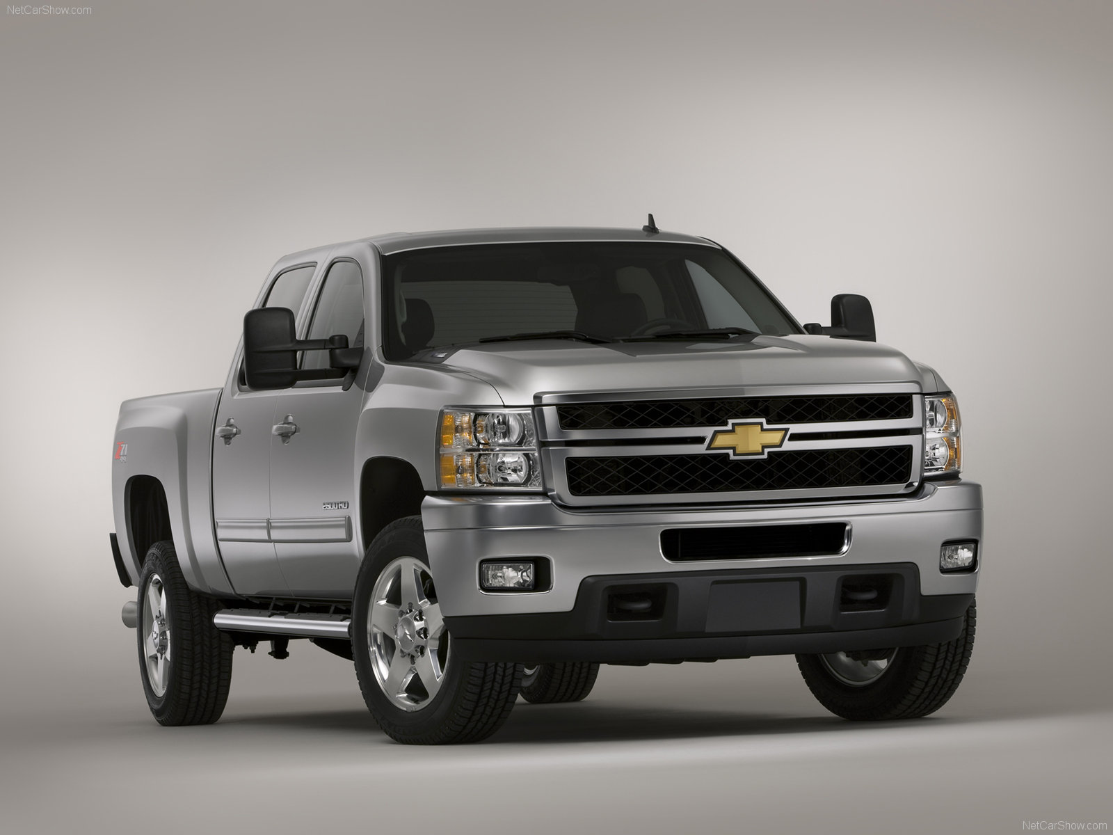 Chevrolet Silverado HD photo 71699
