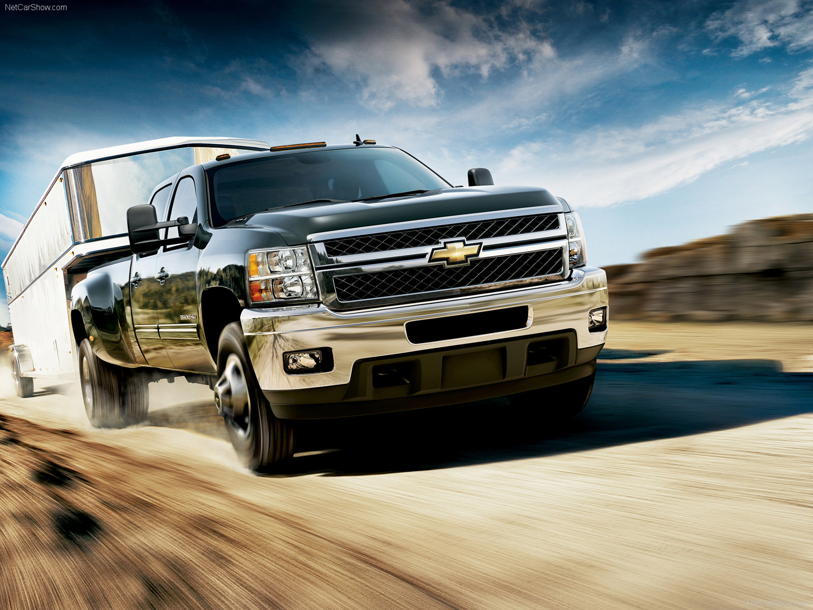 Chevrolet Silverado HD photo 71700