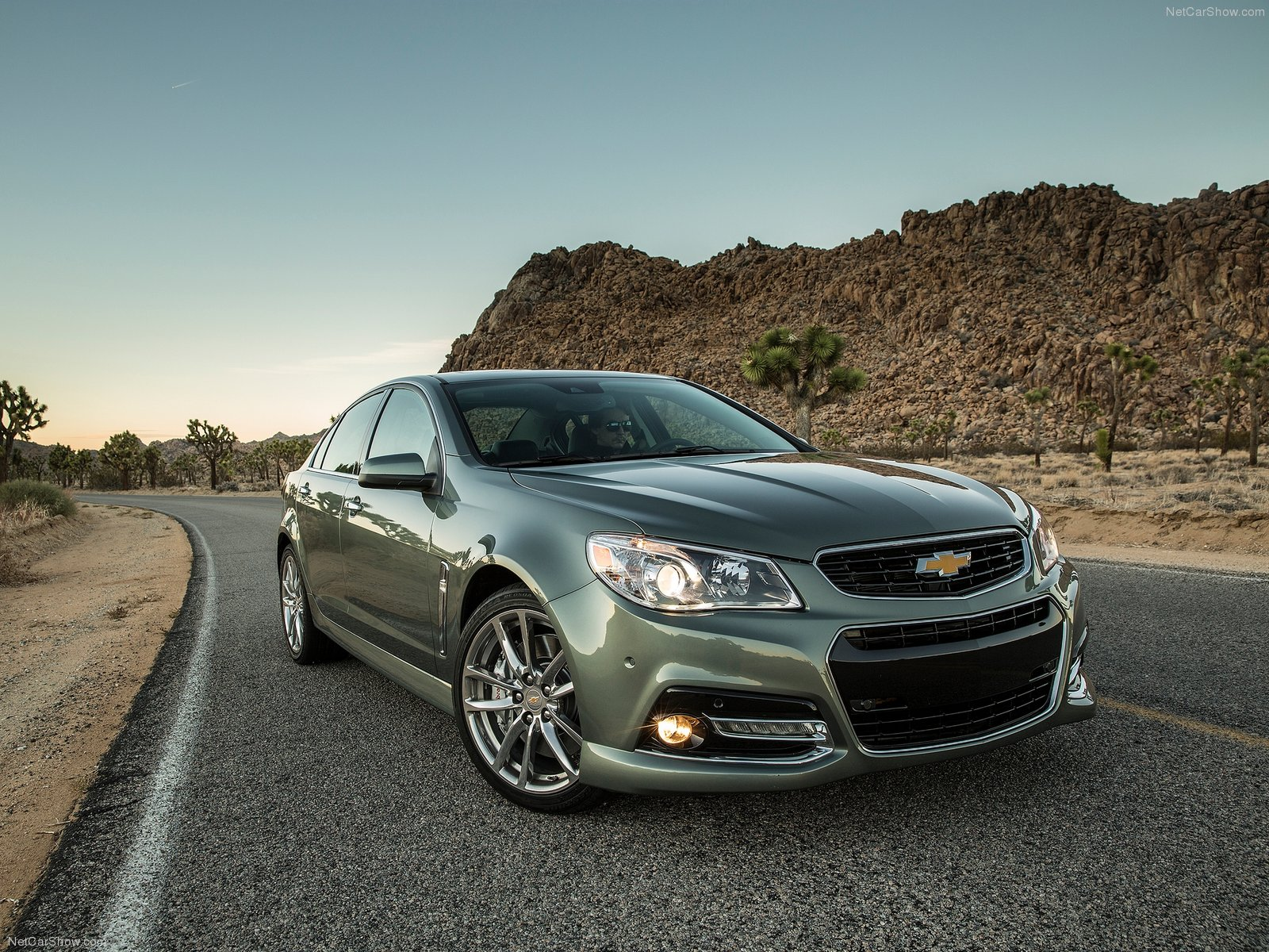 Chevrolet SS photo 106900