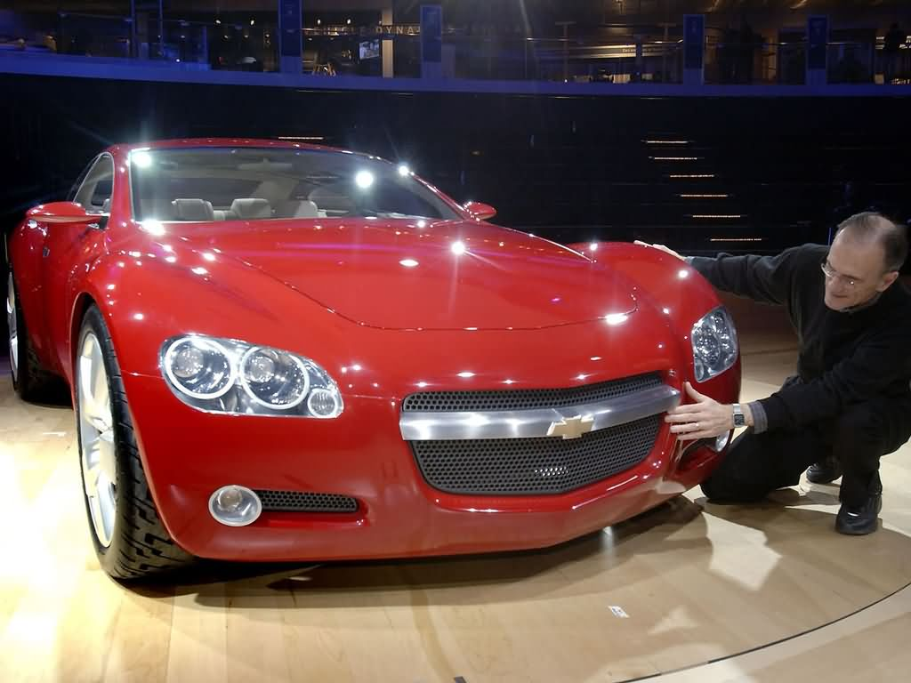 Chevrolet SS photo 7720