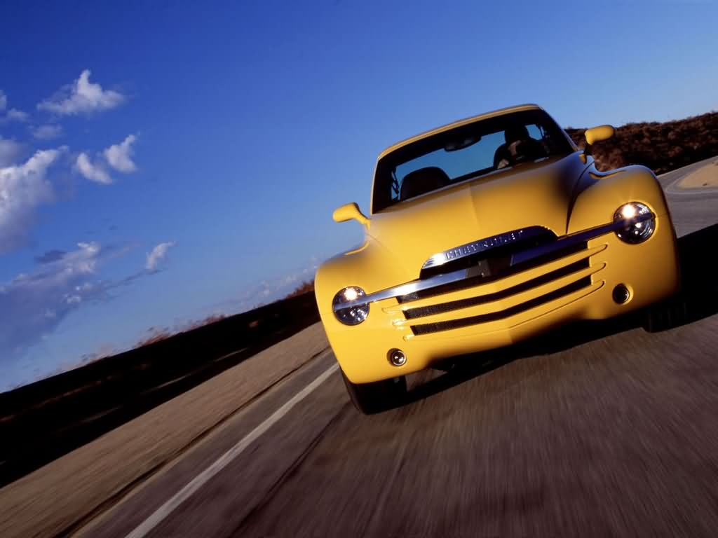 Chevrolet SSR photo 7732