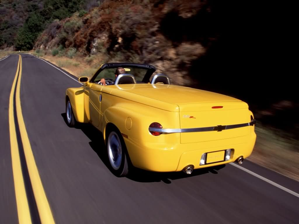Chevrolet SSR photo 7733