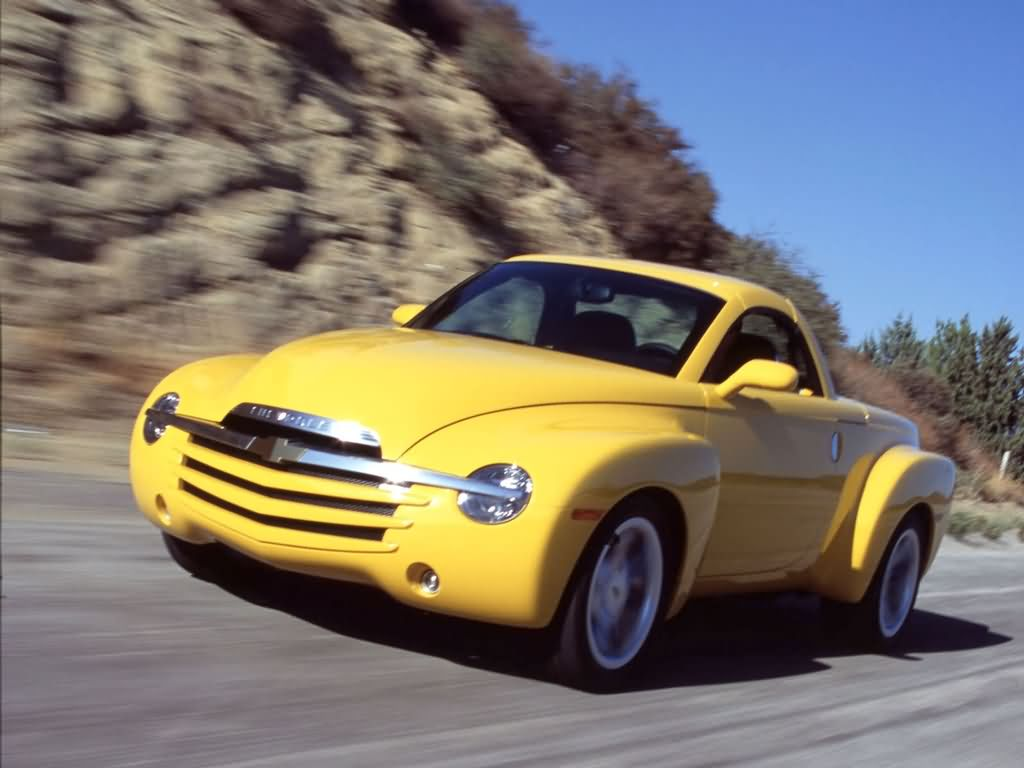 Chevrolet SSR photo 7734