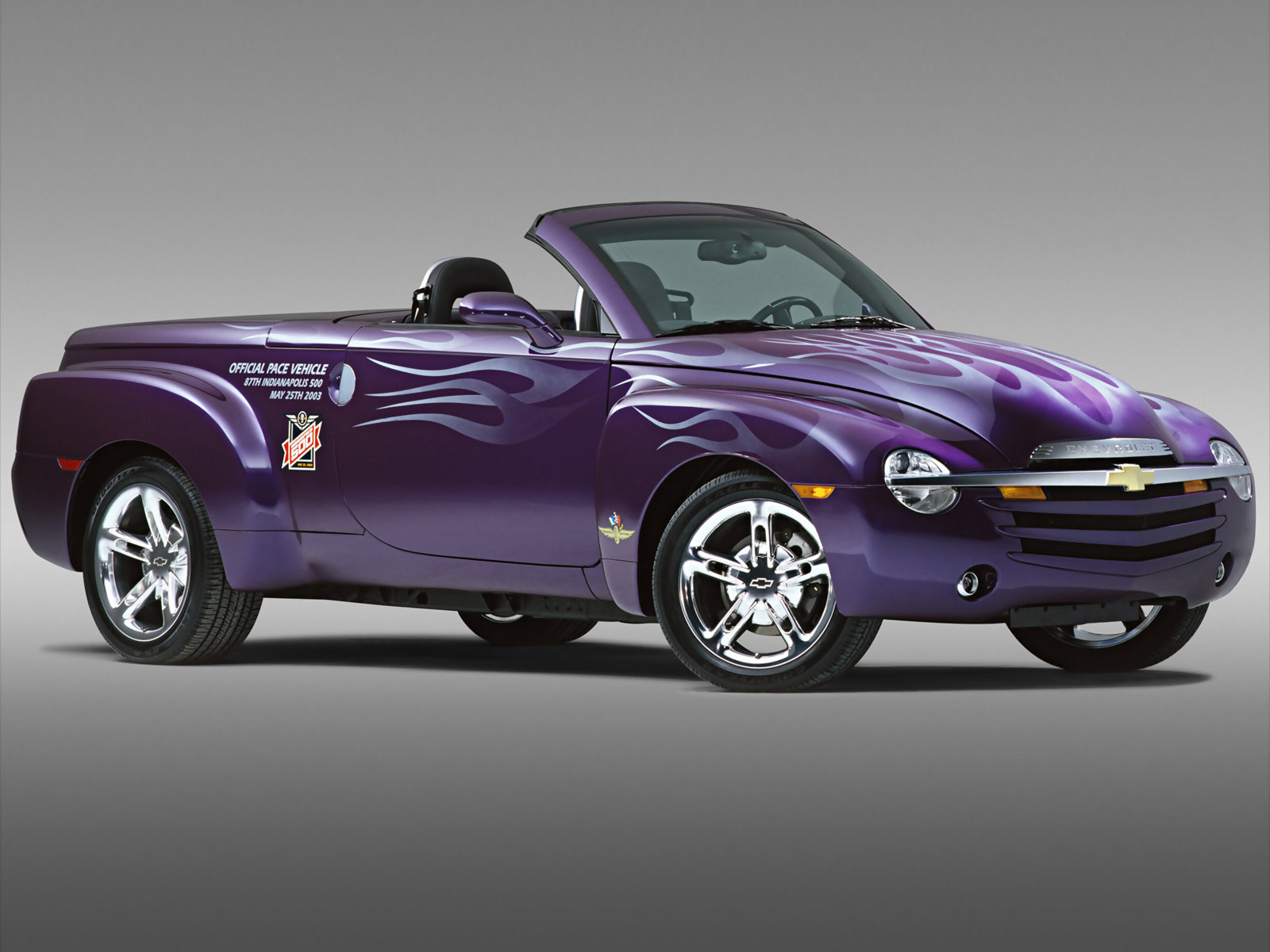 Chevrolet SSR photo 90144