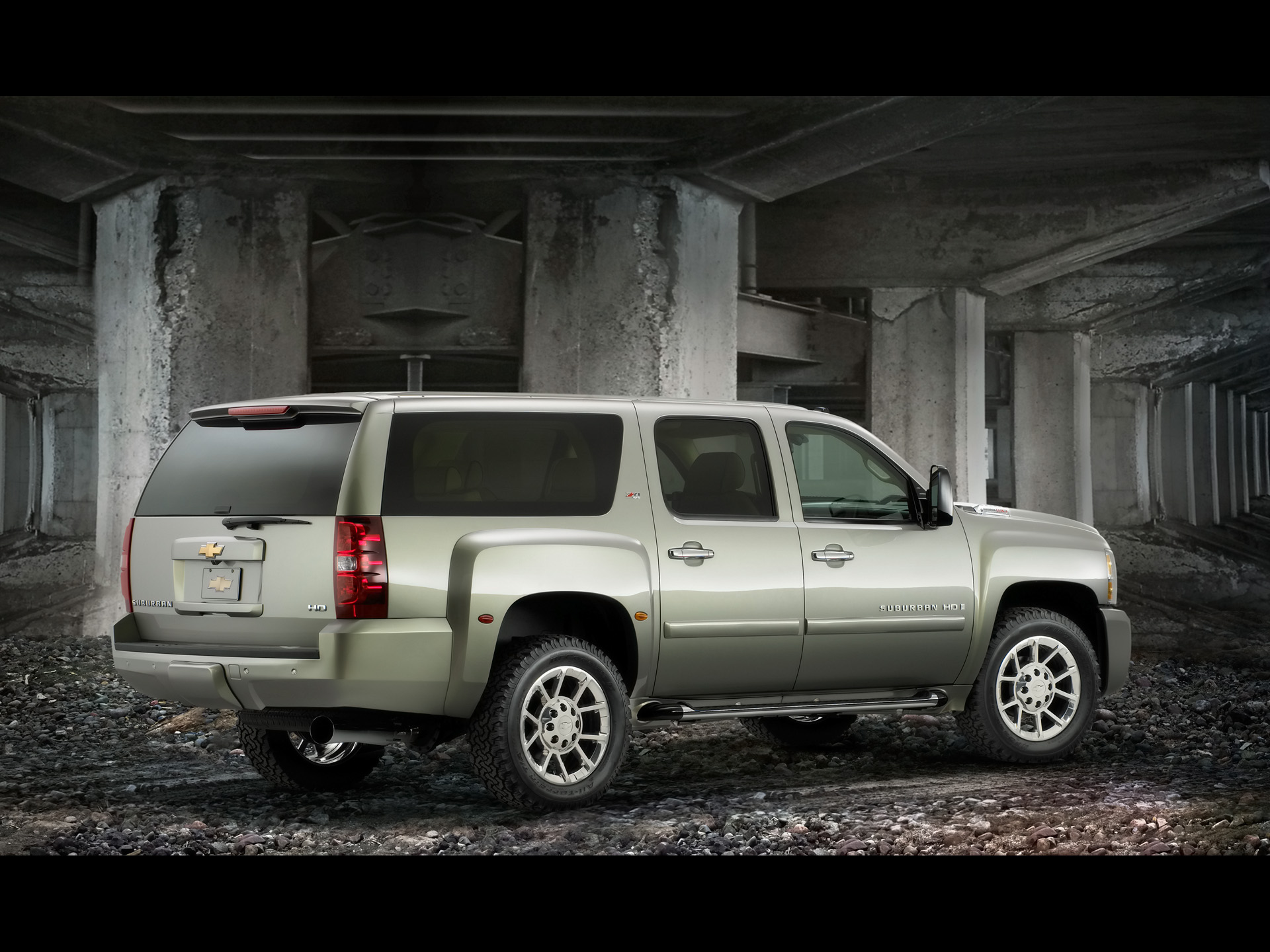 Chevrolet Suburban HD Z71 Diesel photo 48965