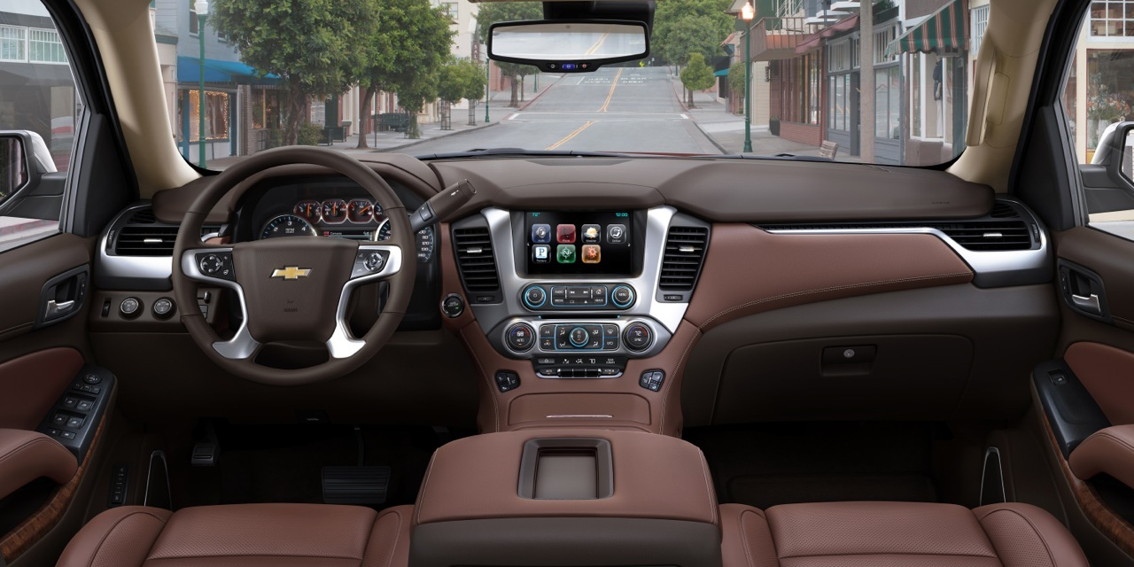 Chevrolet Tahoe photo 102437