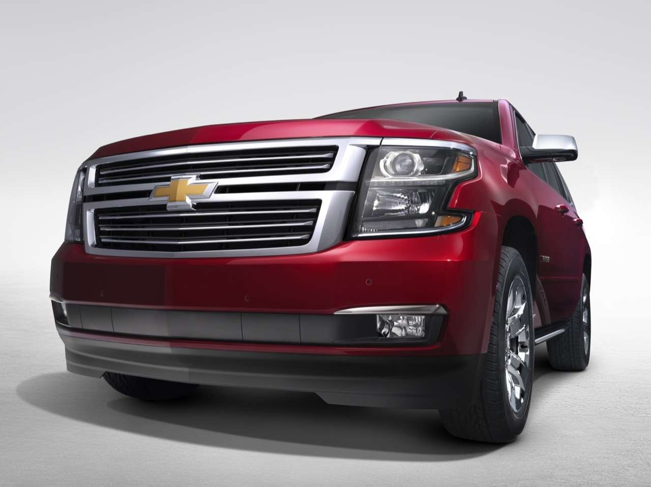 Chevrolet Tahoe photo 102438
