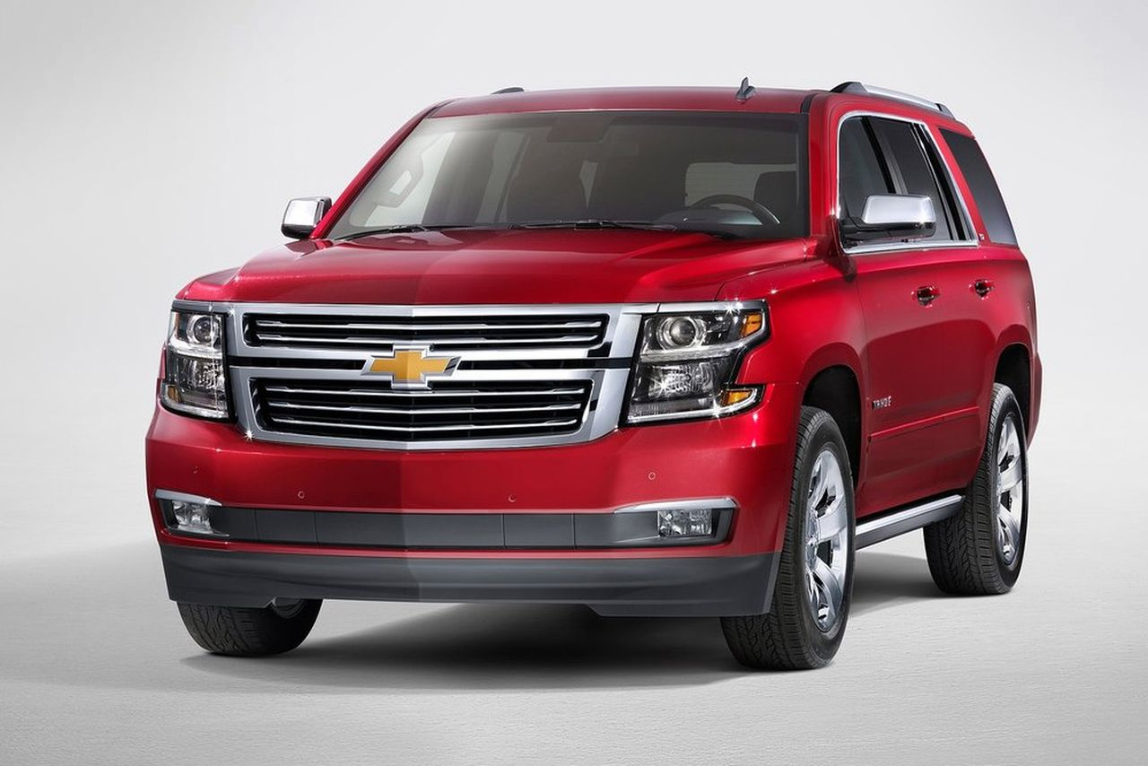 Chevrolet Tahoe photo 130533