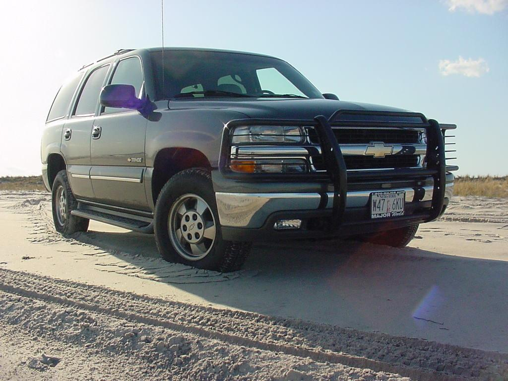 Chevrolet Tahoe photo 24491