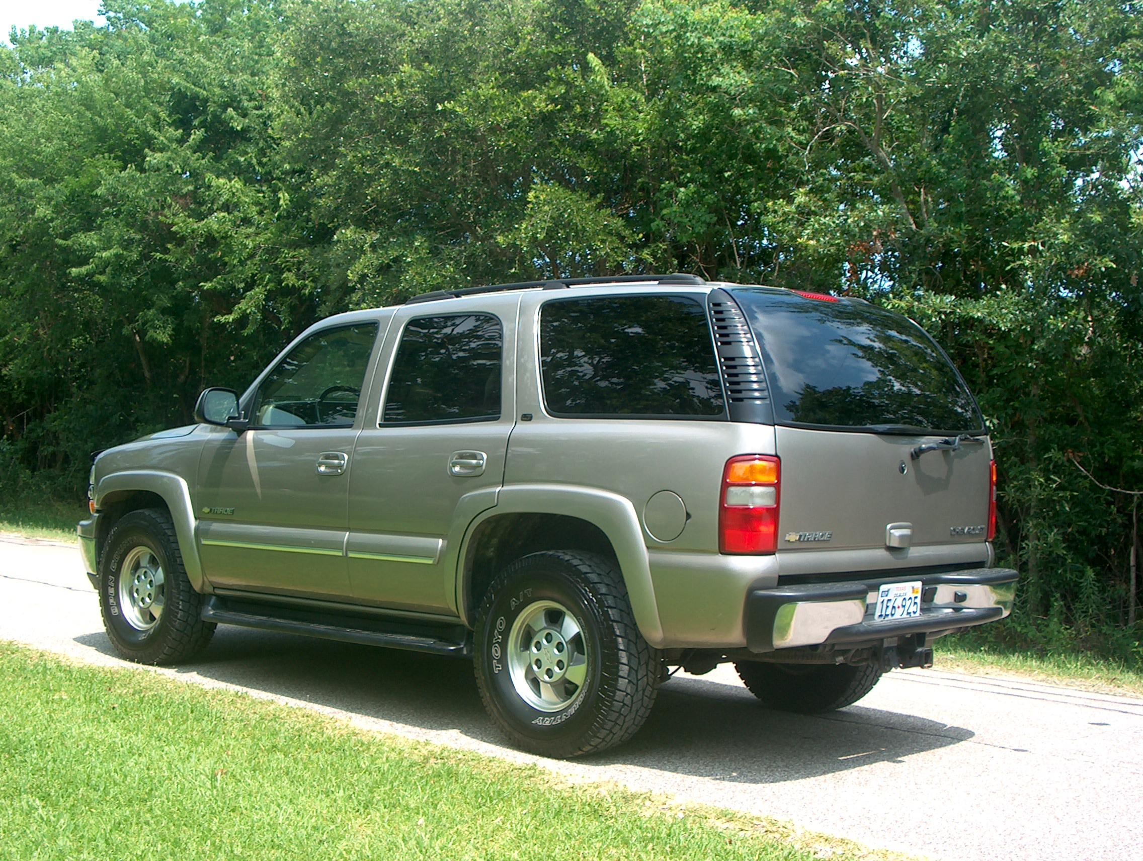 Chevrolet Tahoe photo 25150