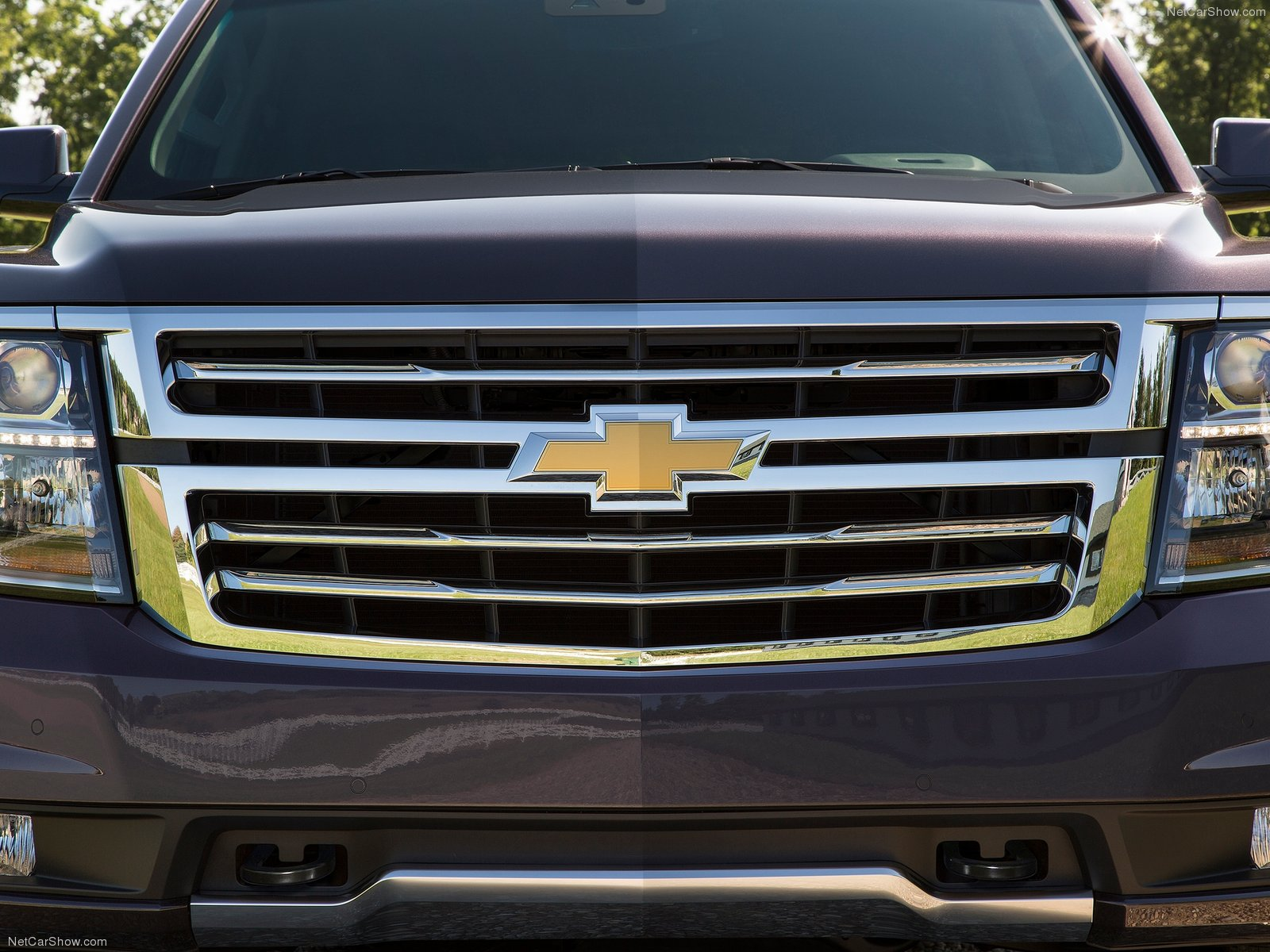 Chevrolet Tahoe Z71 photo 129608
