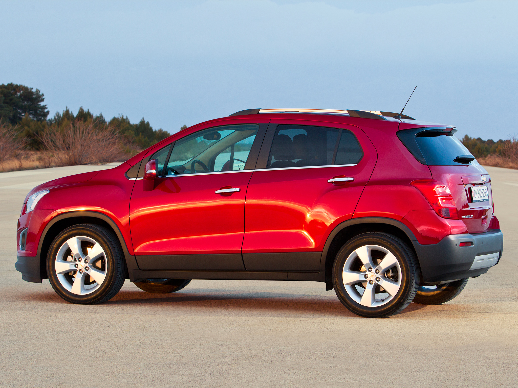Chevrolet Tracker photo 100341