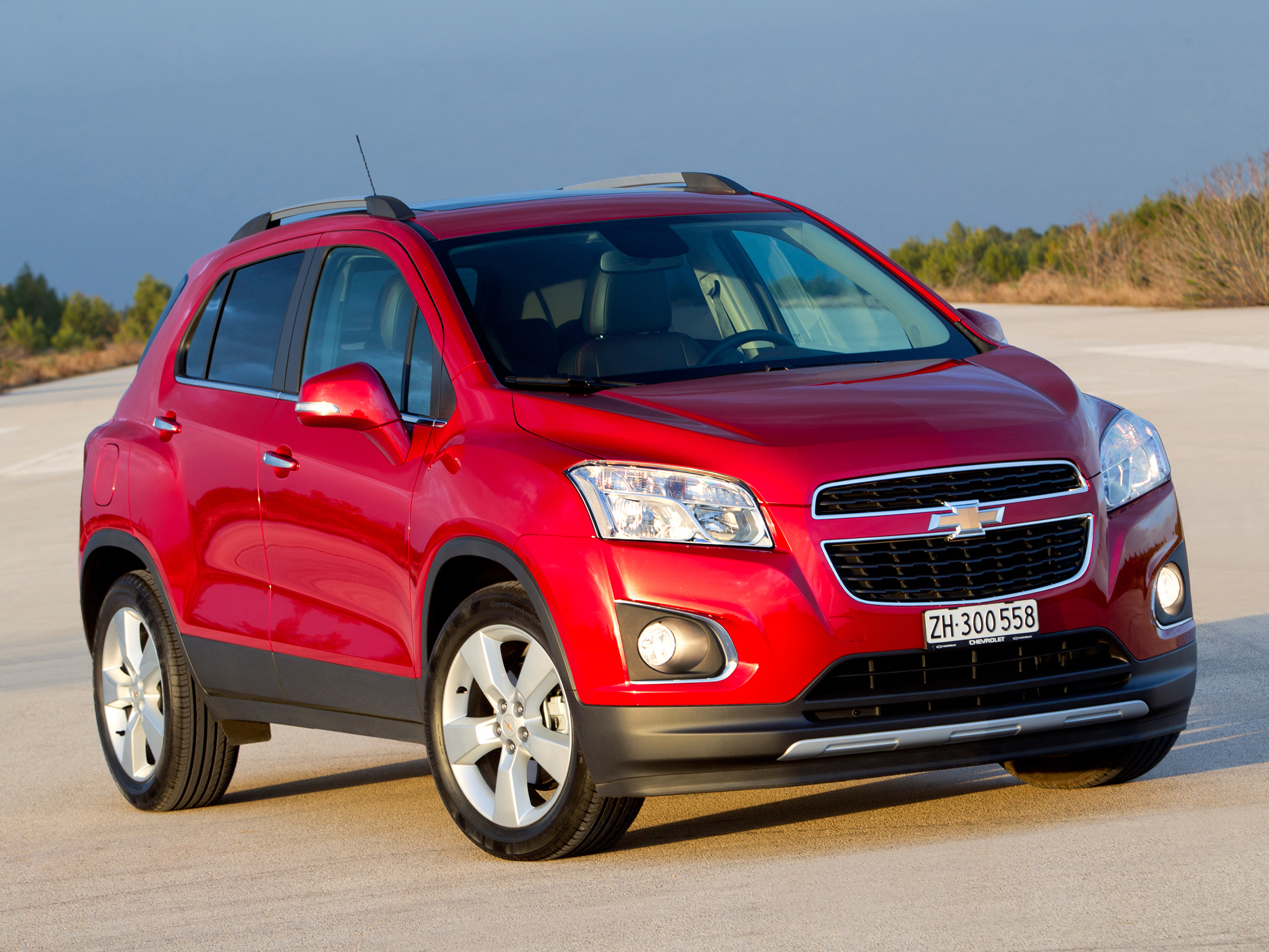 Chevrolet Tracker photo 100344