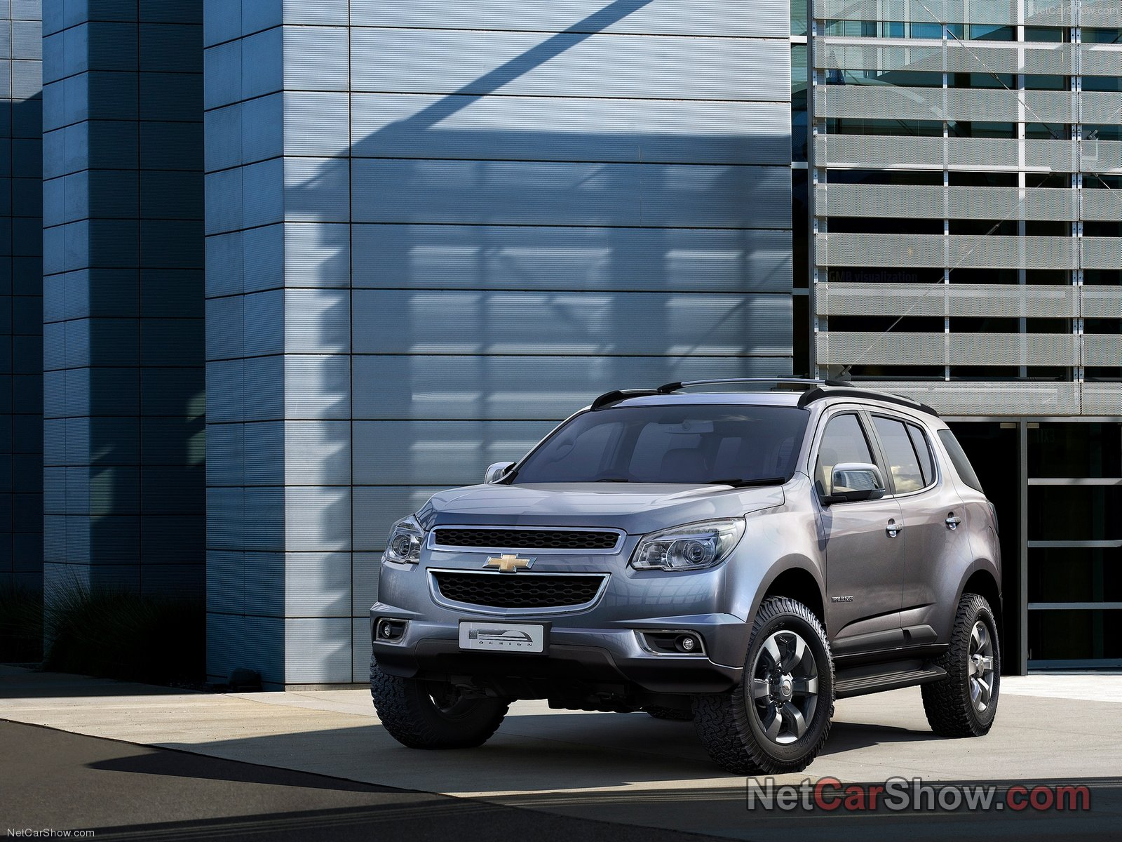 Chevrolet TrailBlazer photo 90233