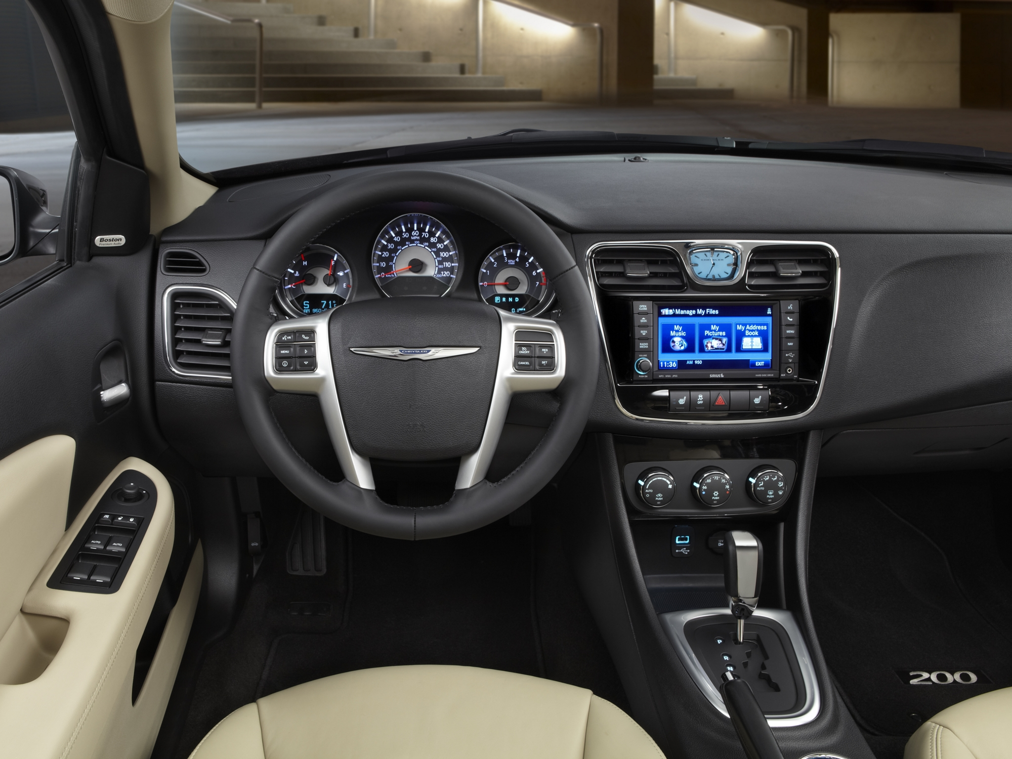 Chrysler 200 photo 95272
