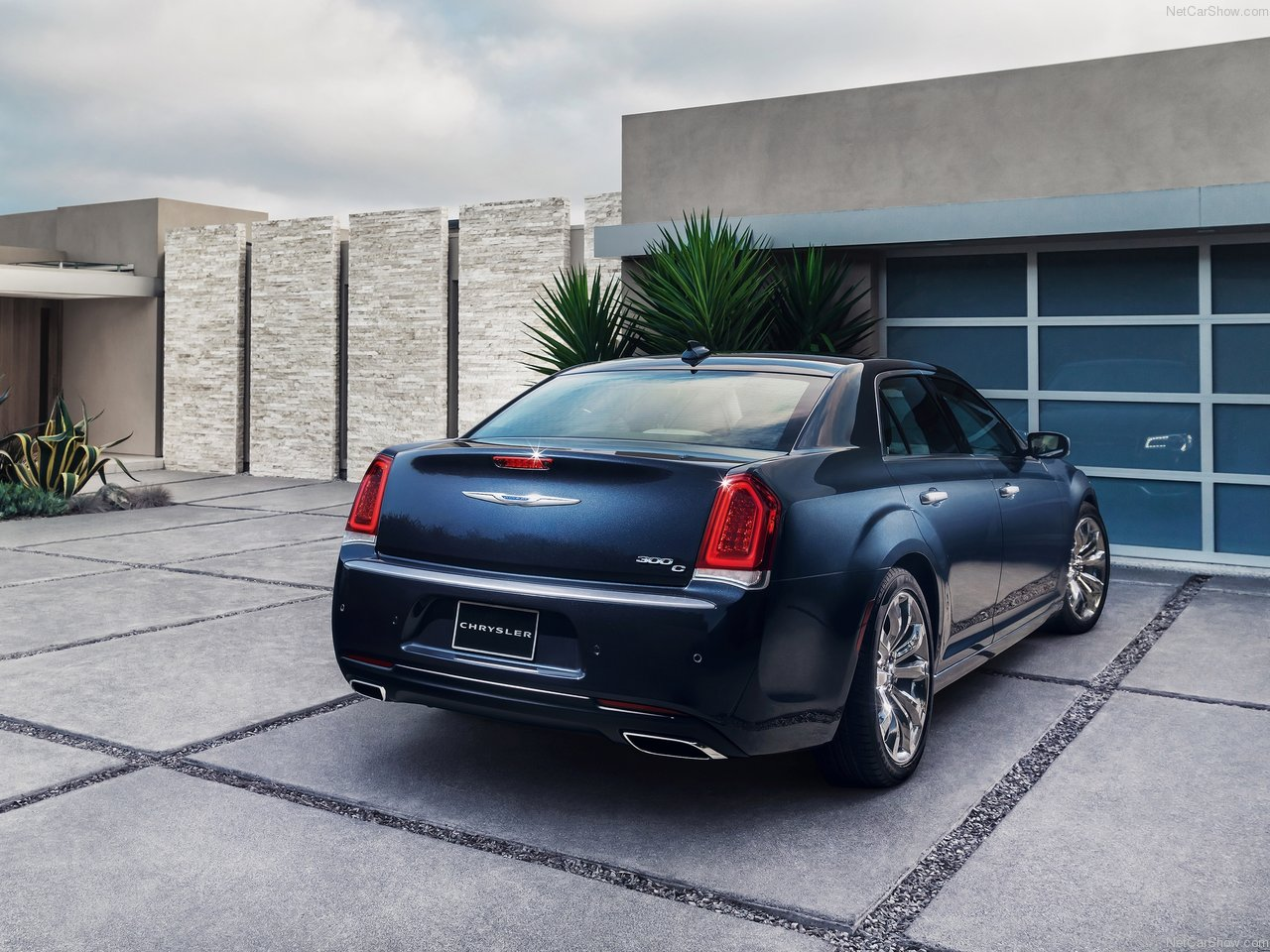 Chrysler 300 photo 141586