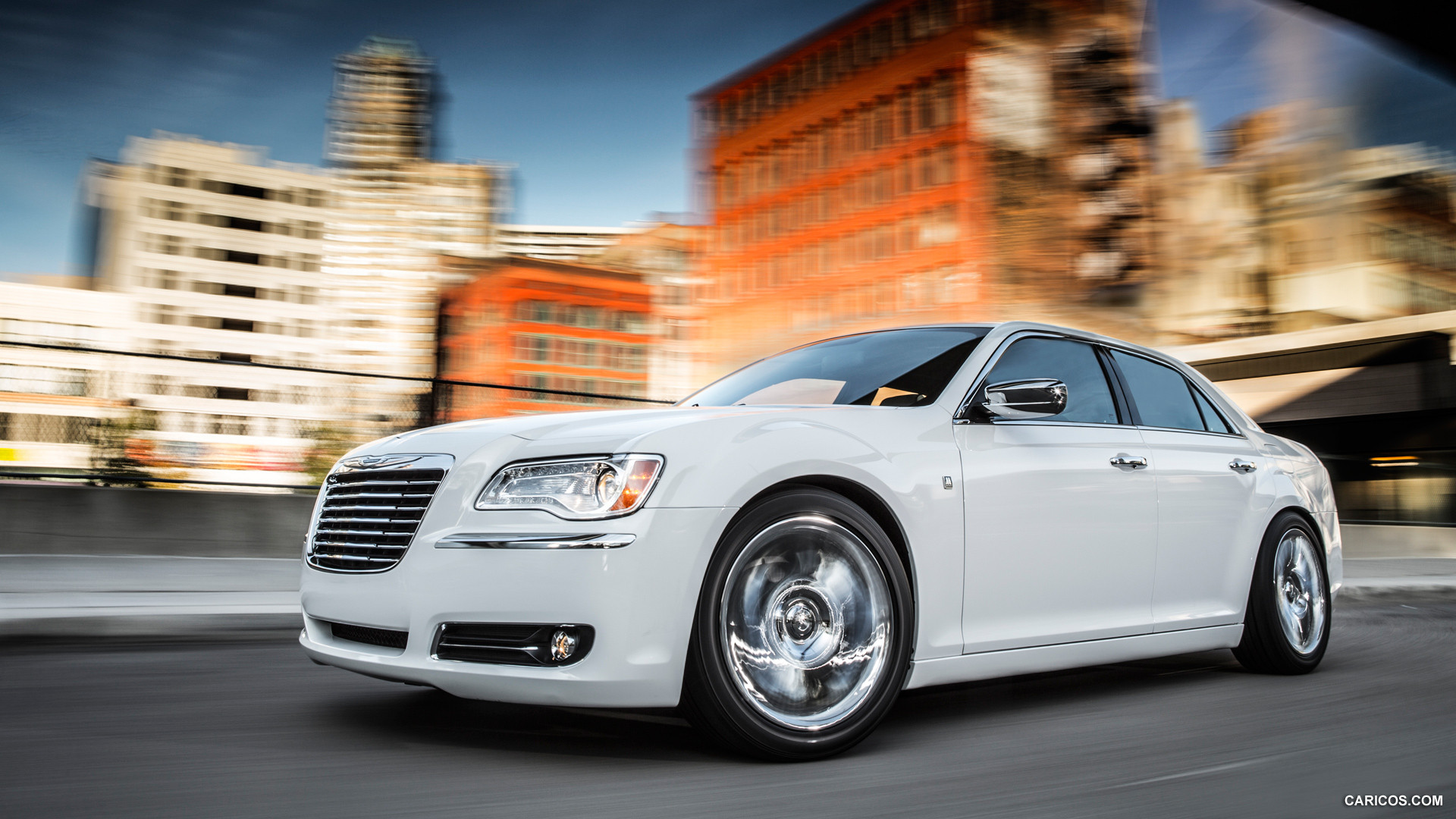 Chrysler 300 Motown Edition photo 132727