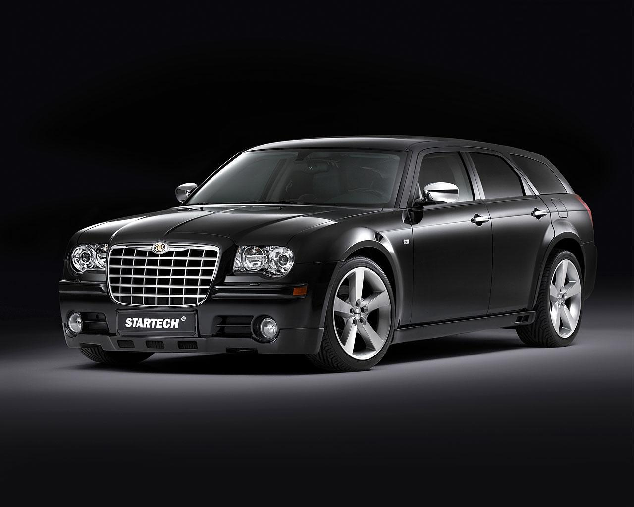 Chrysler 300C Touring photo 23490